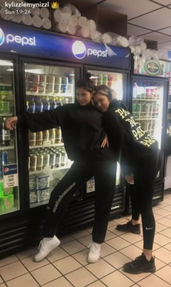 Kylie Jenner opublikowała pierwsze od miesięcy zdjęcie całej sylwetki