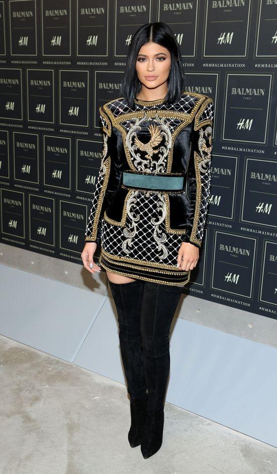 Olivier Rousteig nosi� Kendall Jenner na r�kach (FOTO)