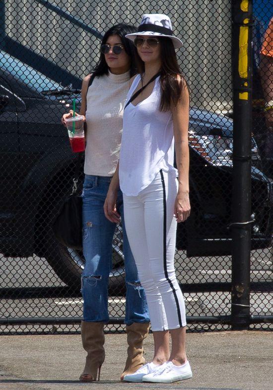 Kendall i Kylie tocz� wyniszczaj�c� wojn�!
