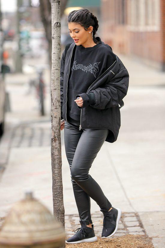 Kylie Jenner dla Pumy - s� pierwsze zdj�cia (FOTO)