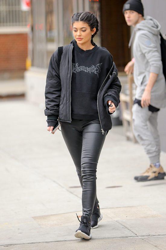 Kylie Jenner radykalnie zmieni styl? (FOTO)