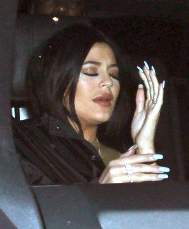 Kylie Jenner na randce z Tygą wygląda jak swoja matka (FOTO)