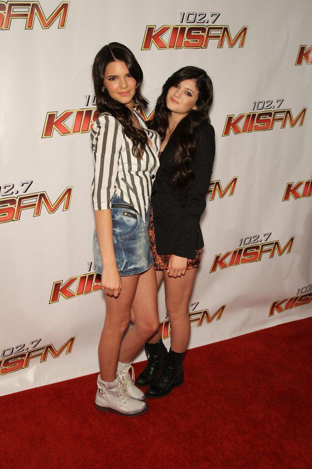 Kylie Jenner miała 9 lat, gdy mama pozwoliła jej na TO
