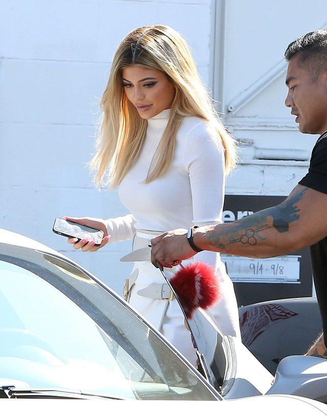 Kylie Jenner zdradziła, jak dba o urodę