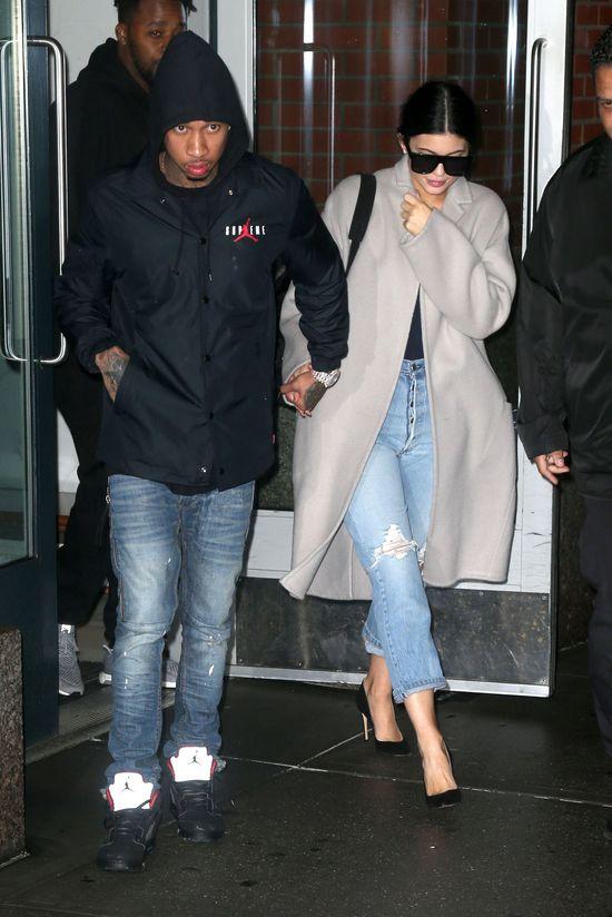 Największym zagrożeniem dla Kardashianów jest Tyga!
