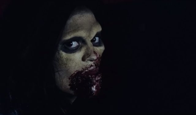 W swoim nowym video Tyga zrobi� z Kylie Jenner ZOMBIE!