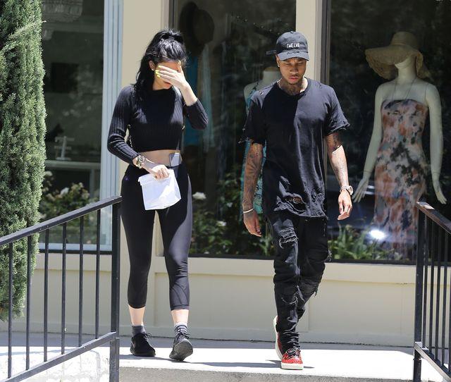 To dlatego Kylie Jenner rozstała się z Tygą!