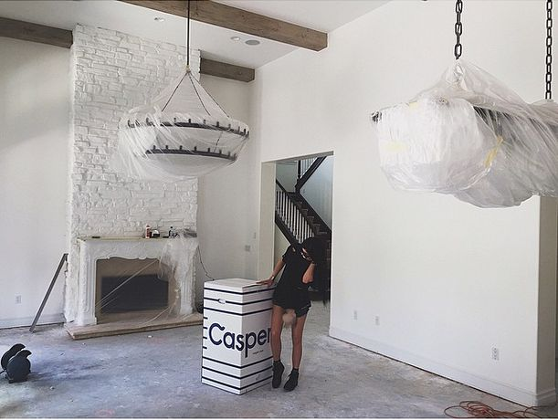 Tak Kylie Jenner remontuje swoją posiadłość (FOTO)