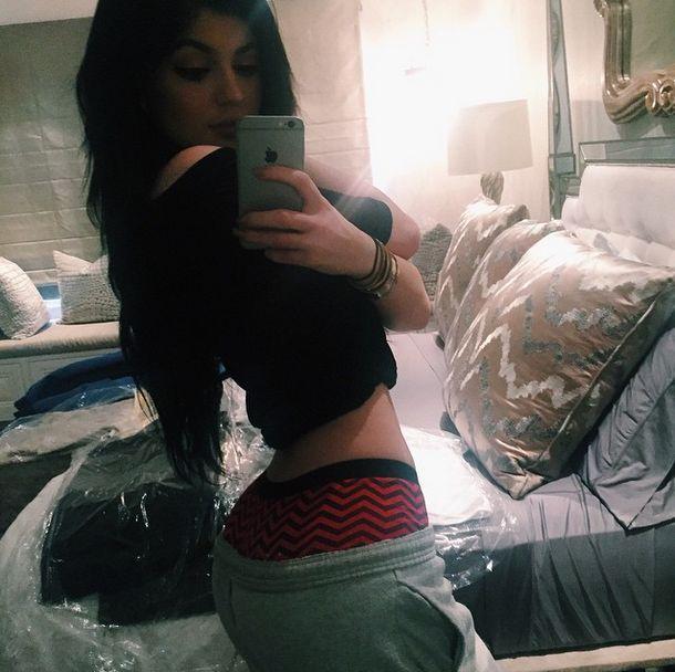 Kylie Jenner: Przytyłam siedem kilogramów (FOTO)