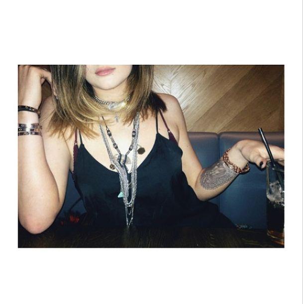 Kylie Jenner zrobiła sobie tatuaż? (FOTO)