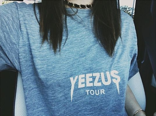 Kylie Jenner najwierniejszą fanką Kanye Westa? (FOTO)