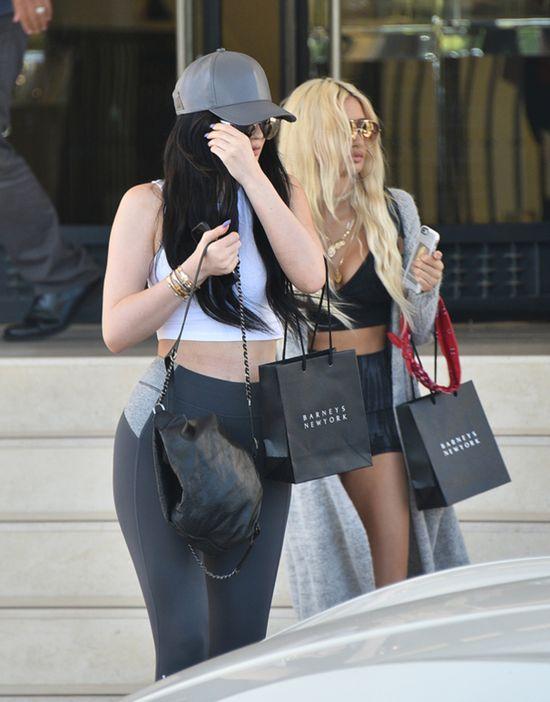 Kylie Jenner pomogła w karierze tej koleżanki (FOTO)