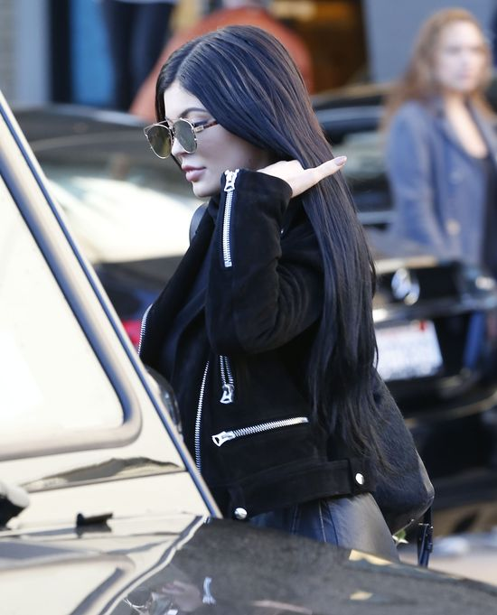 Kylie Jenner trudno wyrwać się z tego nałogu (FOTO)