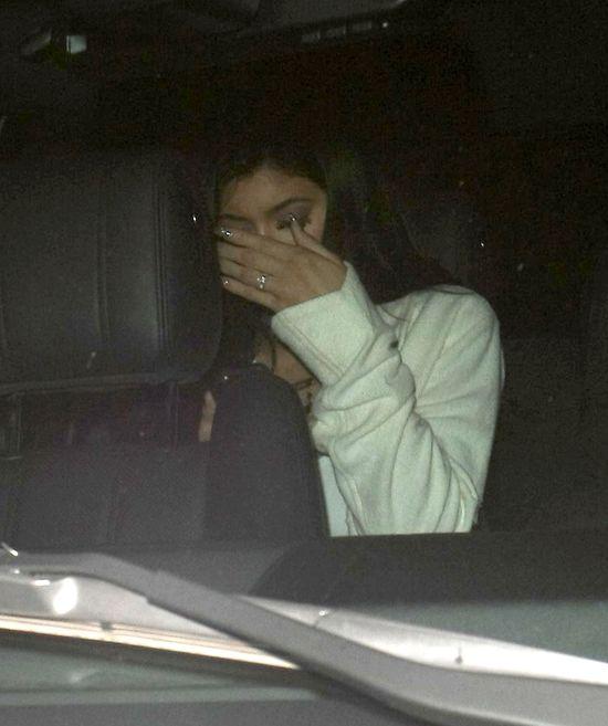 Kylie nie chciała, by przyłapano ją w tym miejscu (FOTO)