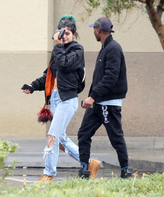 Kylie Jenner też łysieje?! (FOTO)