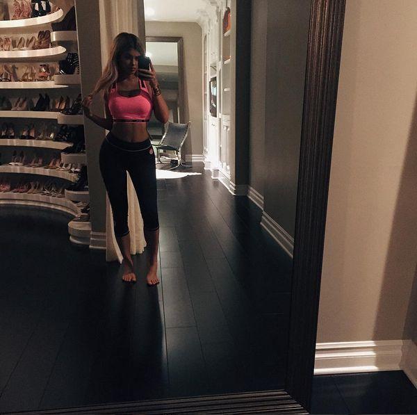 Ile waży Kylie Jenner? (FOTO)