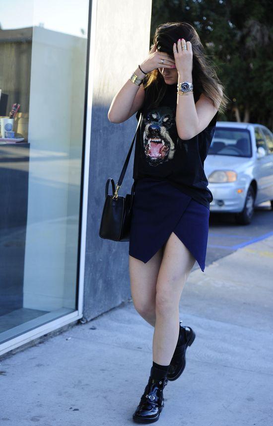 Dlaczego Kylie Jenner nie chciała być fotografowana? (FOTO)