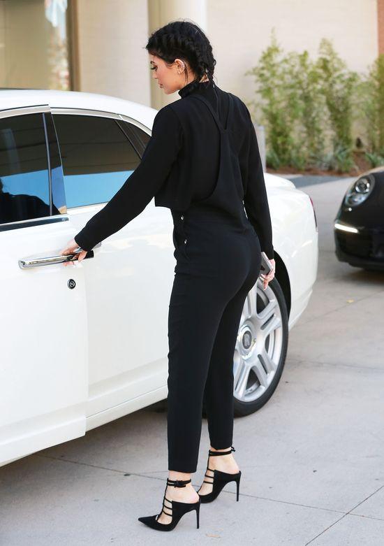 Te� widzicie ten mankament u Kylie Jenner? (FOTO)