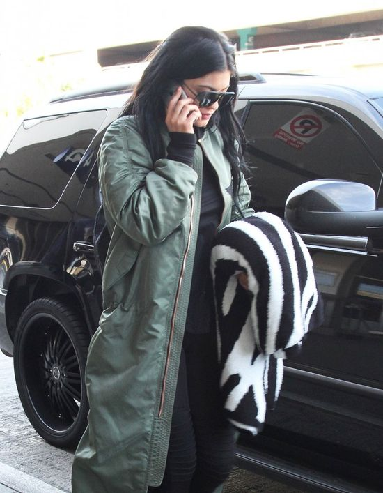 Kylie Jenner nie zawsze wygląda tak pięknie (FOTO)