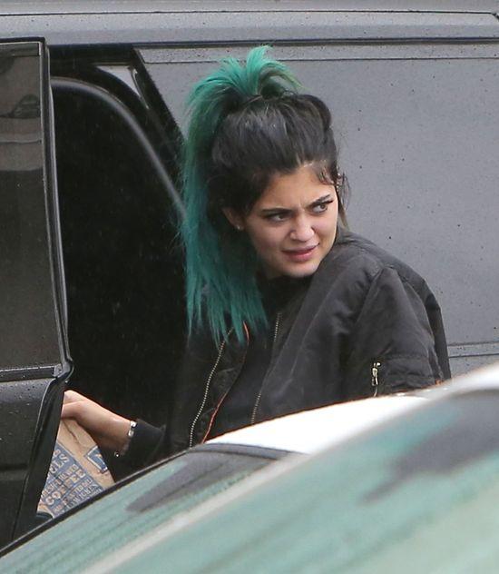 Kylie Jenner te� �ysieje?! (FOTO)