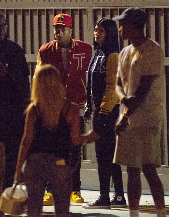 Kylie Jenner za bardzo pilnuje chłopaka? (FOTO)