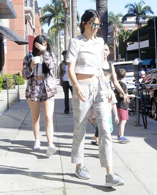 To największa kłótnia między Kylie a Kendall?