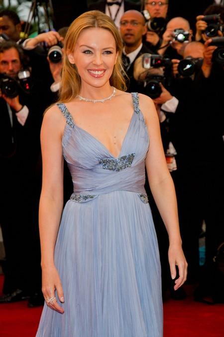 Kylie Minogue nie wozi się limuzynami