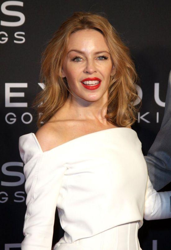 Z twarz� Kylie Minogue wszystko jest w porz�dku? (FOTO)