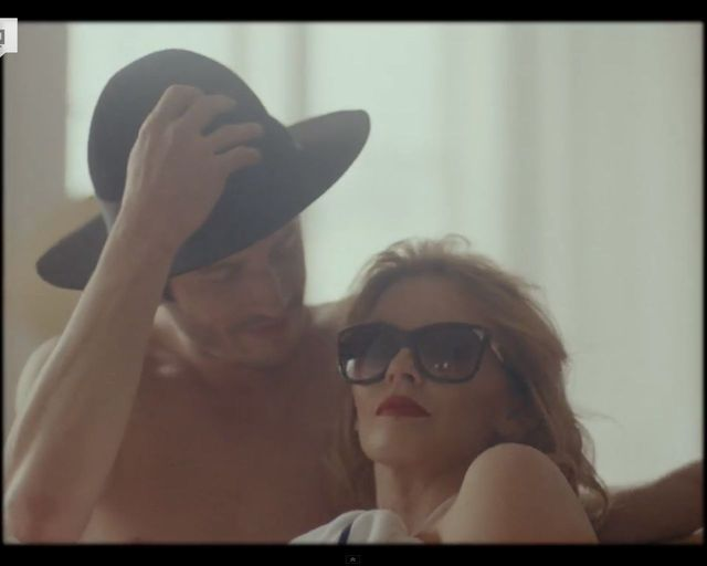 Kylie Minogue jak Edyta Herbuś! [VIDEO]
