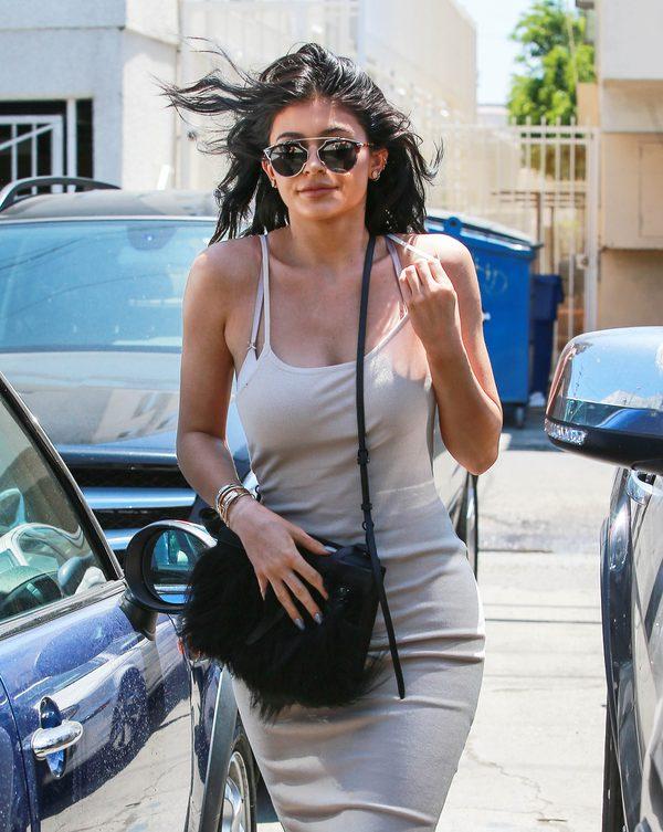 Kylie Jenner zdradziła, jak powiększyła biust i pupę (Inst)