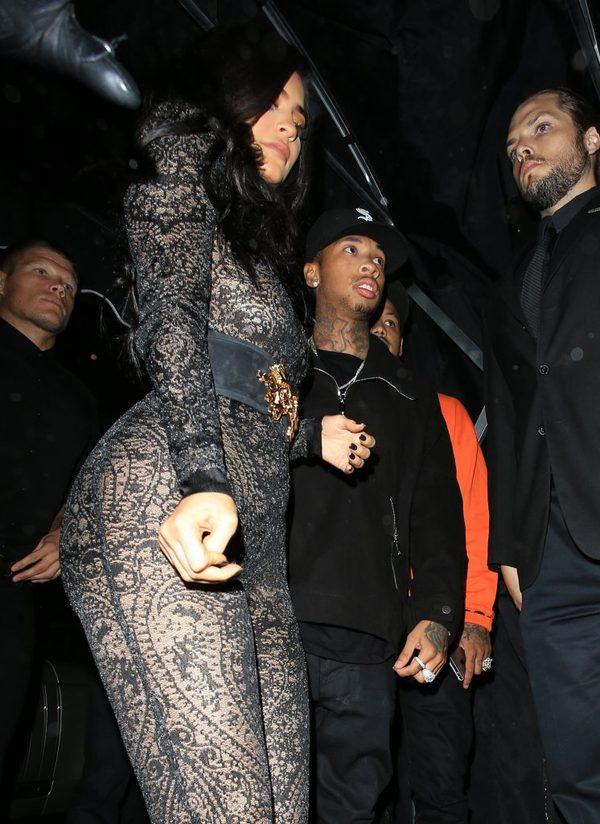 Kris Jenner nie mog�a uczci� 19. urodzin Kylie w s�odszy spos�b