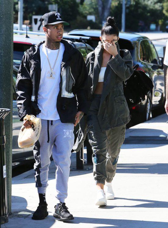 HIV Sheena przerazi� Kylie Jenner i jej mam�