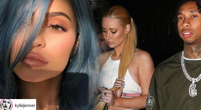 Jak zareagowała Kylie Jenner na nowy związek Tygi?