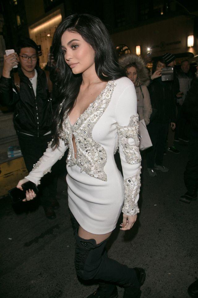 Kylie Jenner się ZARĘCZYŁA?