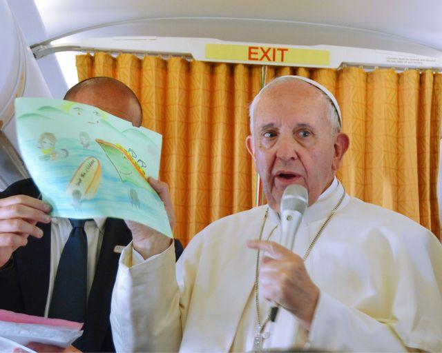Papież Franciszek uczy się polskiego? Ostatnia lekcja i... (VIDEO)