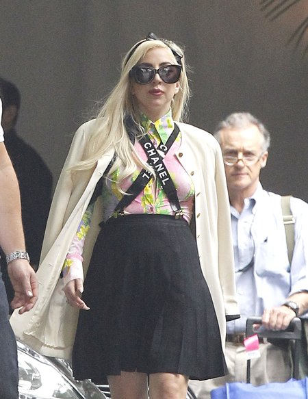 Lady Gaga straciła głowę dla Greka!
