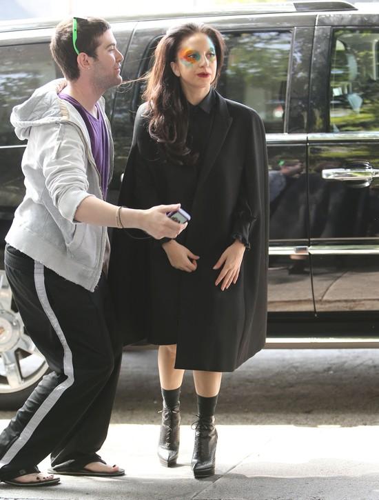 Każdy (nie tylko Jakóbiak) może się spotkać z Lady Gagą (FOT