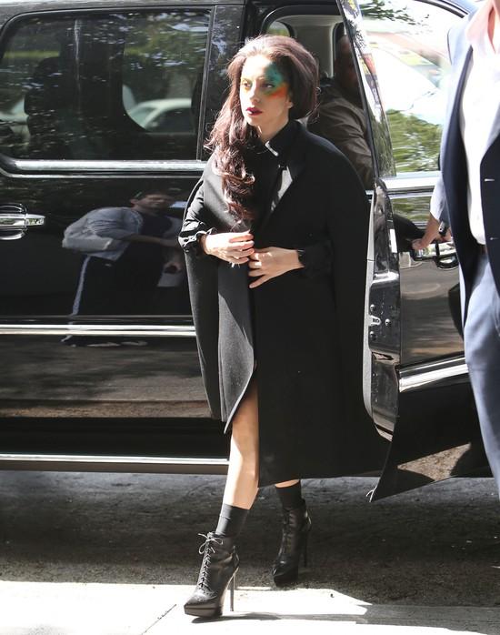 Ka�dy (nie tylko Jak�biak) mo�e si� spotka� z Lady Gag� (FOT