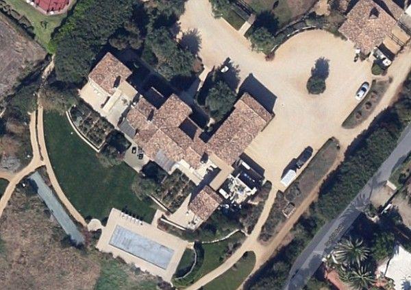 Kupi�a ten dom za 23 miliony dolar�w (FOTO)
