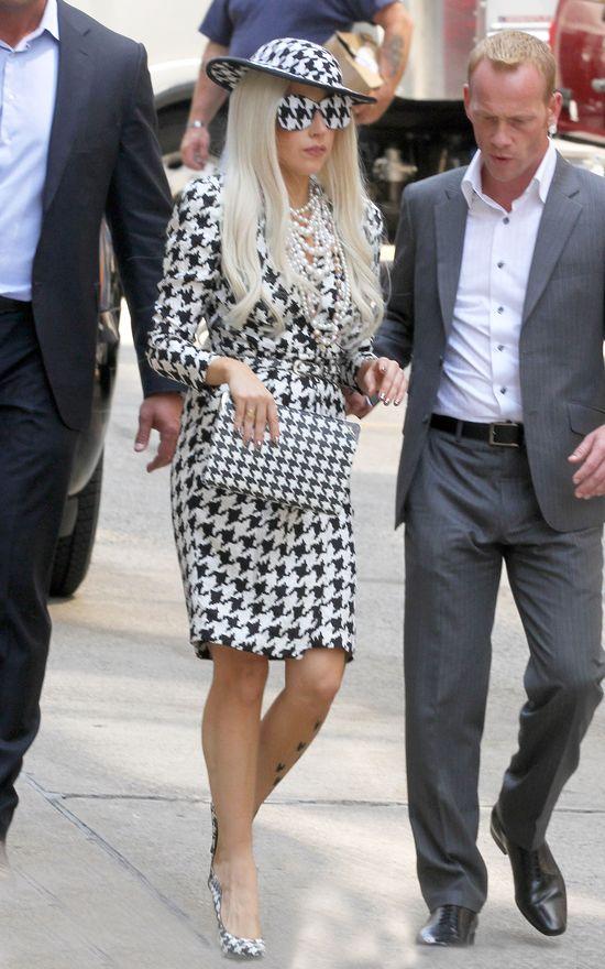 Lady Gaga: Boję się, że waga przyćmi moją muzykę