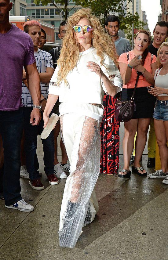 Lady Gaga da koncert w kosmosie!