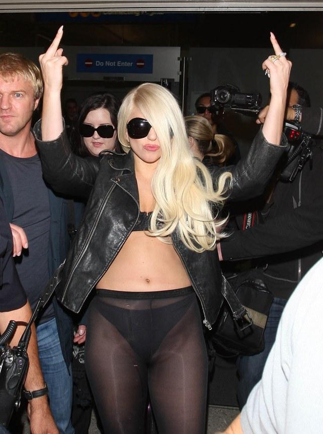 Lady Gaga straszna czy śmieszna? [VIDEO]