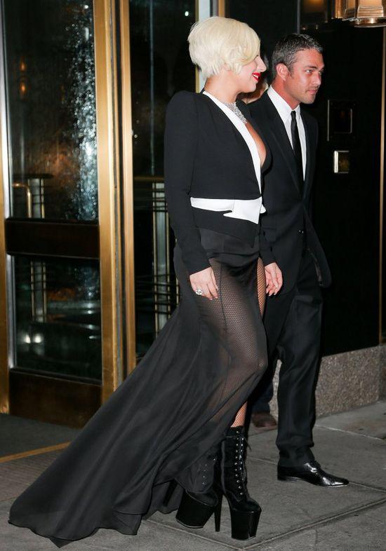 Lady Gaga i Taylor Kinney mają problem