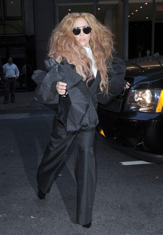 Taylor Kinney rzucił Lady Gagę!