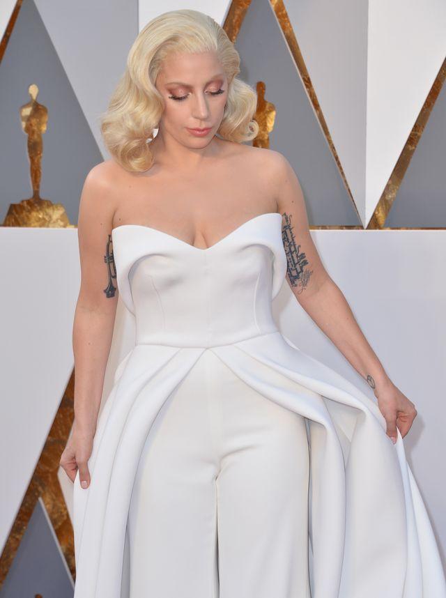 Dlaczego Lady Gaga przebiła inne gwiazdy swoim lookiem?