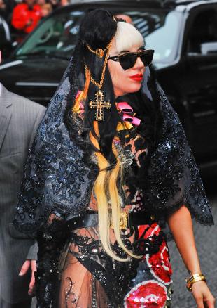 Lady Gaga kręci dokument o sobie samej