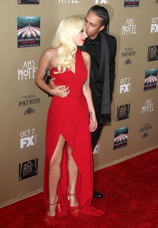 Lady Gaga poczuła się jak Angelina Jolie (FOTO)