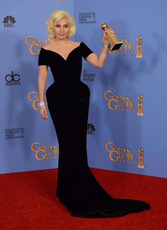 Reakcja Leonardo DiCaprio na ty�y Lady Gagi jest BEZCENNA!