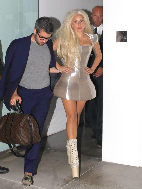 Lady Gaga: Chcę być babcią popu! (FOTO)