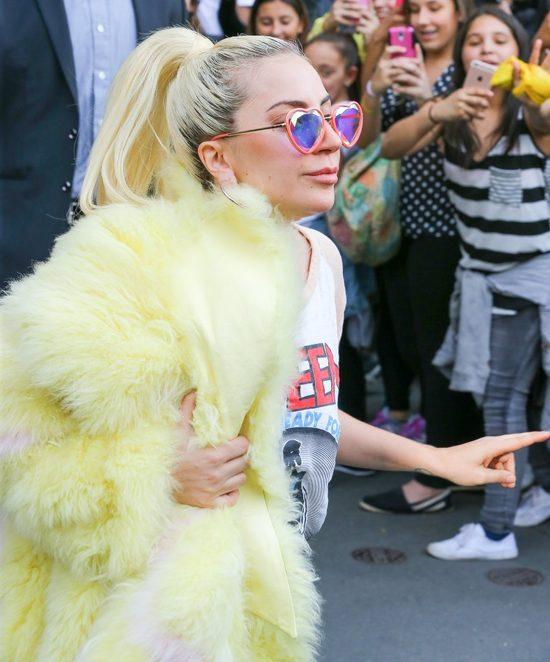 Lady Gaga odstawiła pigułki antykoncepcyjne